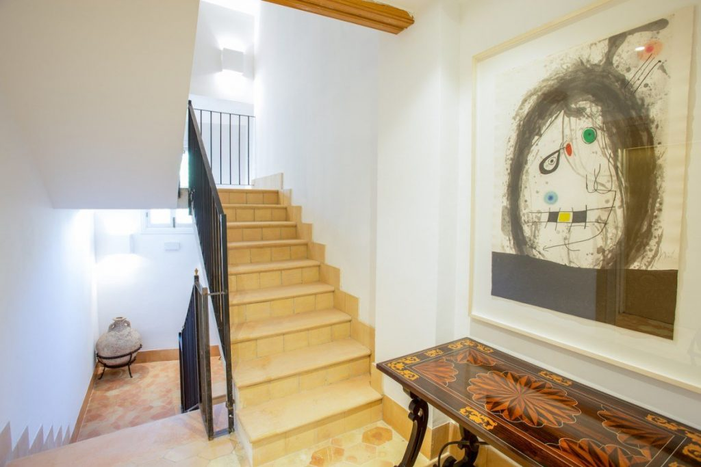 Miró paintings at Art Hotel - Luxury hotels Mallorca