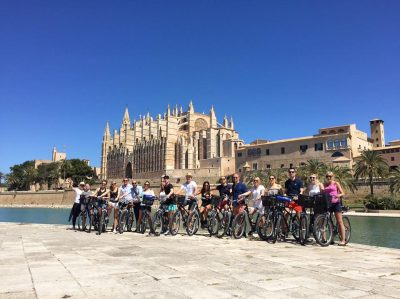 Bike tours in Palma