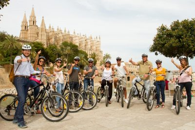 Bike hire in Palma