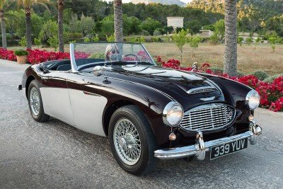 Go on ..Rent a classic car in Mallorca
