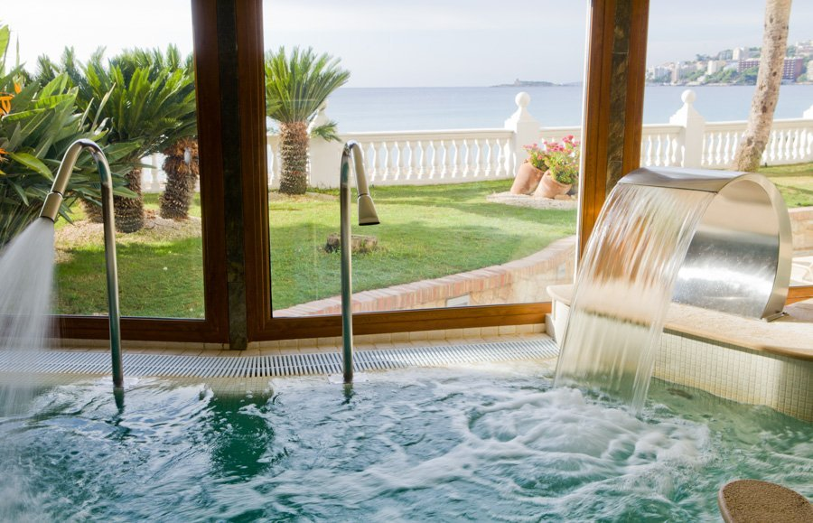 Spend a day at the spa at Hotel Nixe Palace - Luxury hotels Mallorca