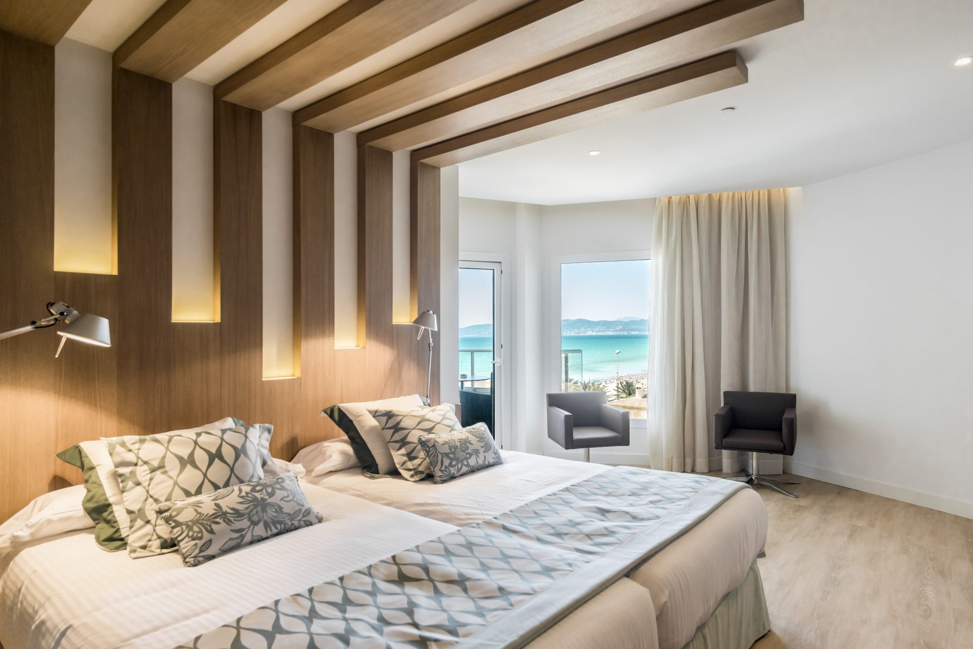 Pure Salt - Luxury Hotels - Deluxe Bedroom - Playa de Palma - Mallorca