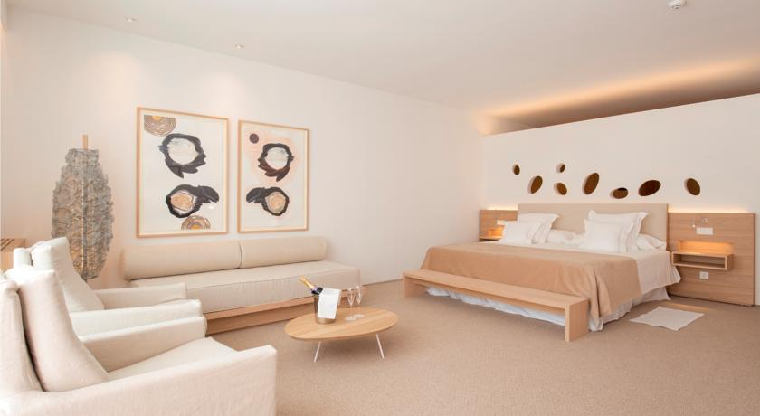 Stunning bedrooms to relax in at Boutique Hotel Convent de la Missio