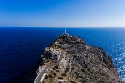 Formentor, the end of the line…