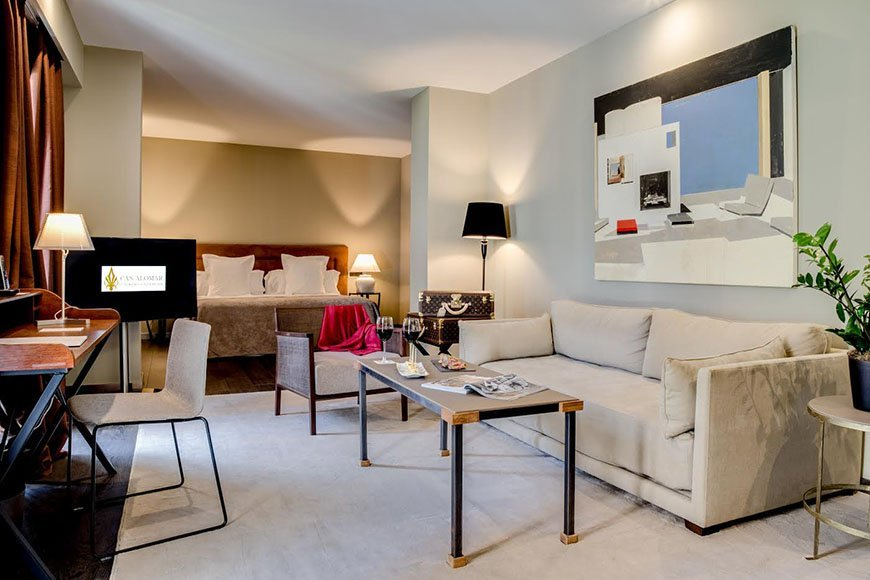 Splash out with a special offer at Boutique Hotel Can Alomar - Suite