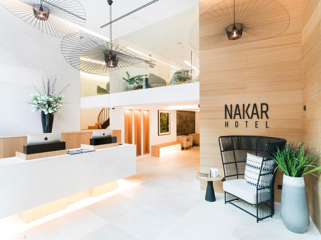 Welcoming reception ar Nakar Hotel - Palma - with Special Offers