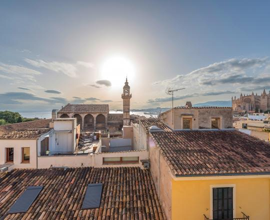 Boutique Hotel Sant Jaume - Roof Top - Special Offers - Luxury Hotels - Mallorca