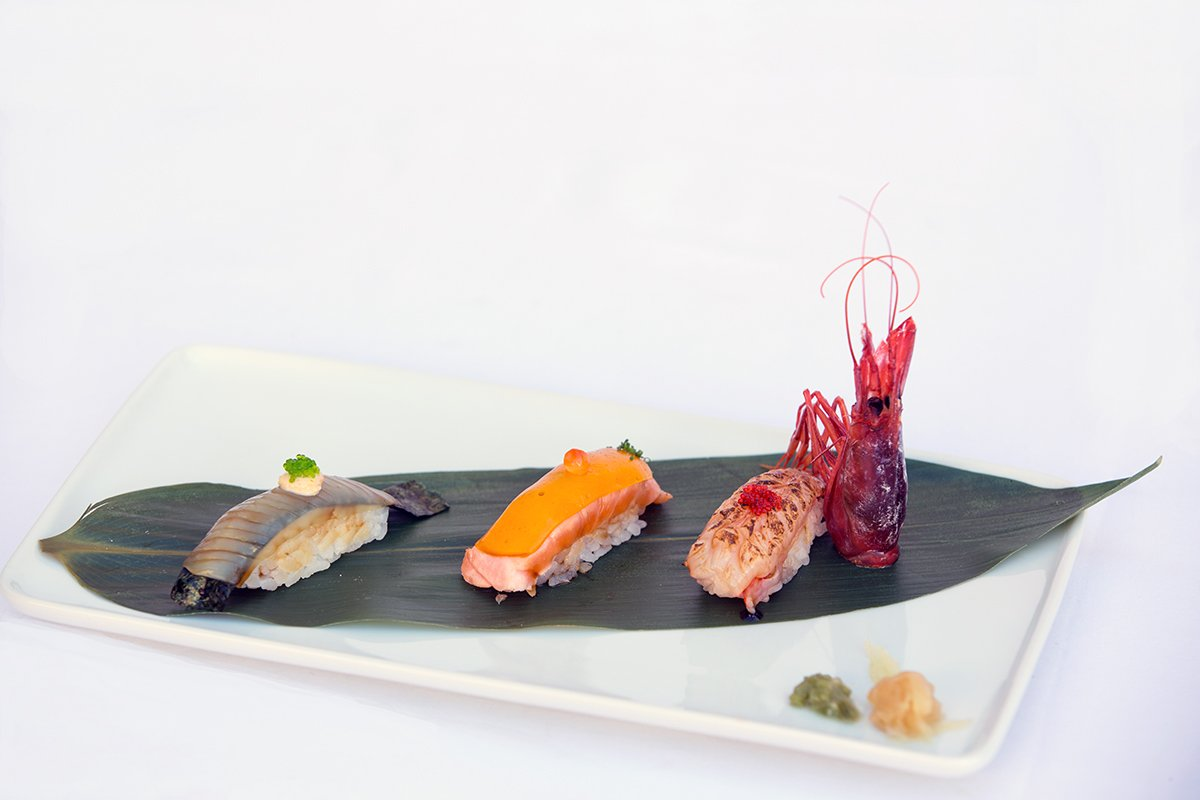 A special night to remember - Japanese - Kairiku Restaurant - Mallorca