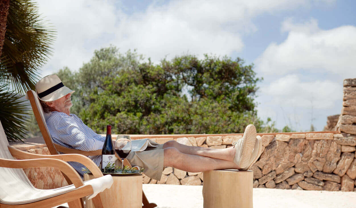 Time to relax at Predi Son Jaumell - Luxury hotels Mallorca