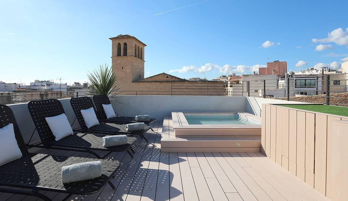 Take in those views of Palma - Summum Prime Boutique Hotel - 5% discount