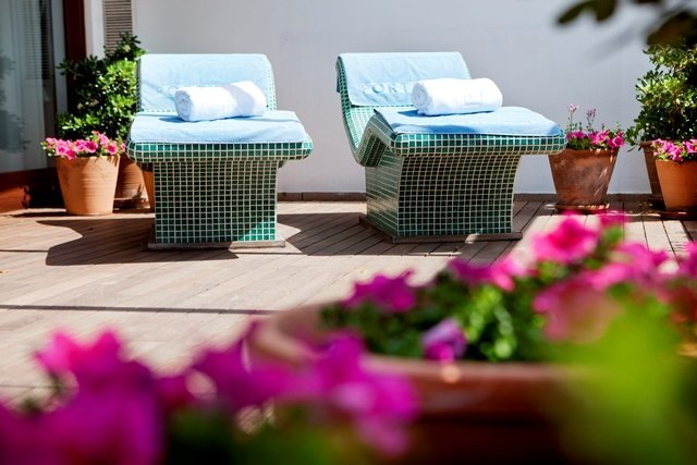 Portixol Hotel Spa chairs