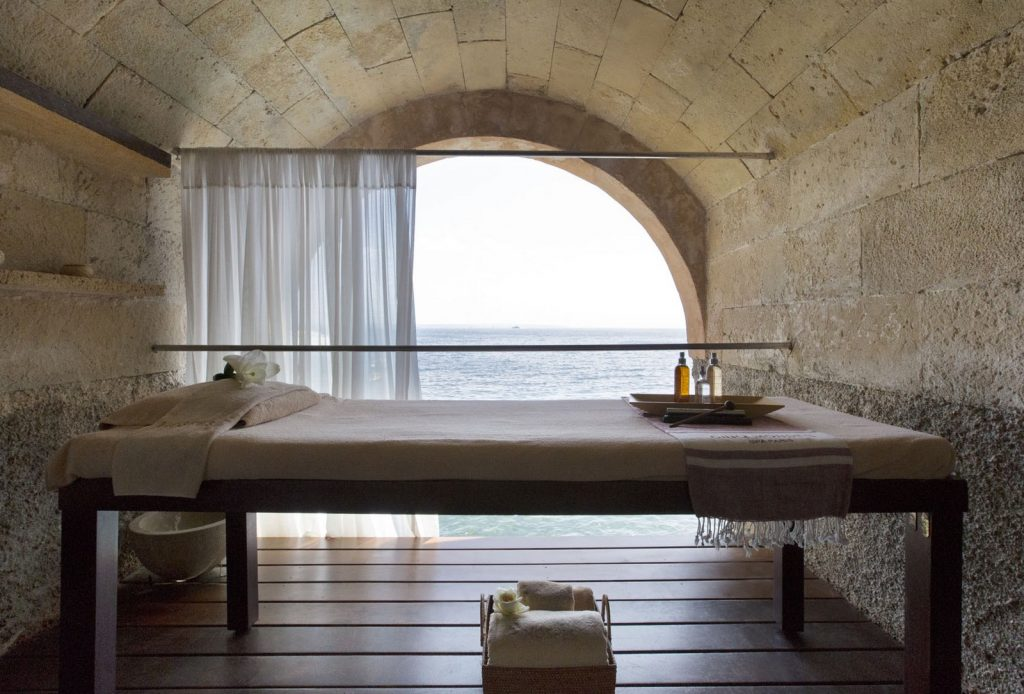 Treat yourself to a treatment at Hospes Maricel & Spa - special offers with MallorcanTonic