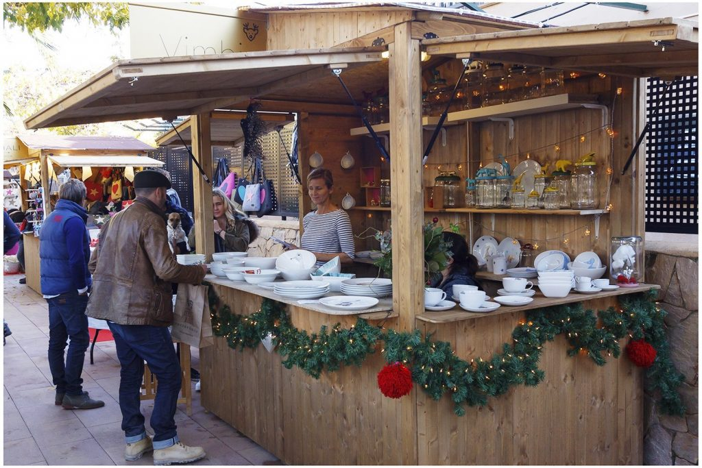 Christmas Markets - Palma - Mallorca in Winter