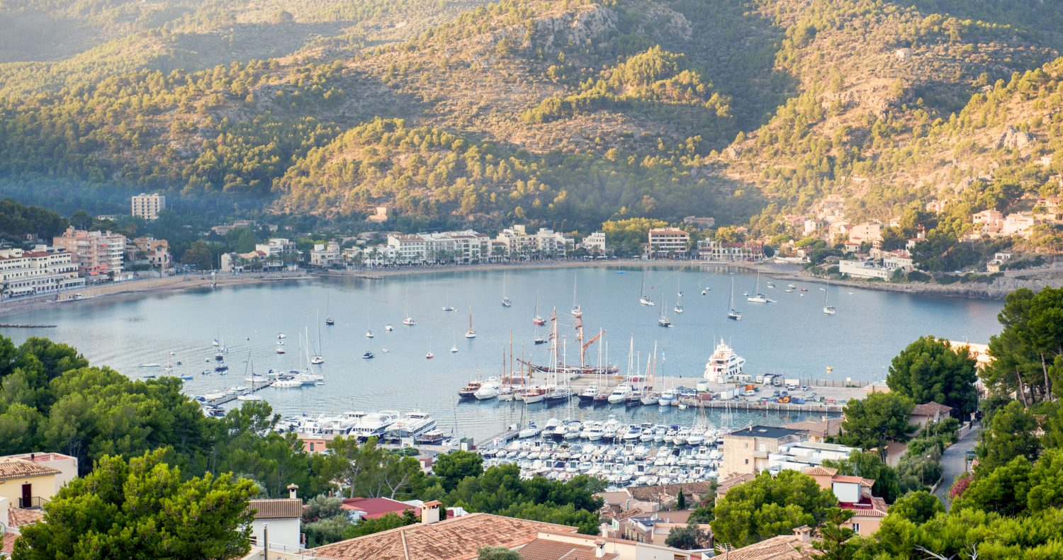Jumeirah Port Soller Hotel and Spa - Port Soller View