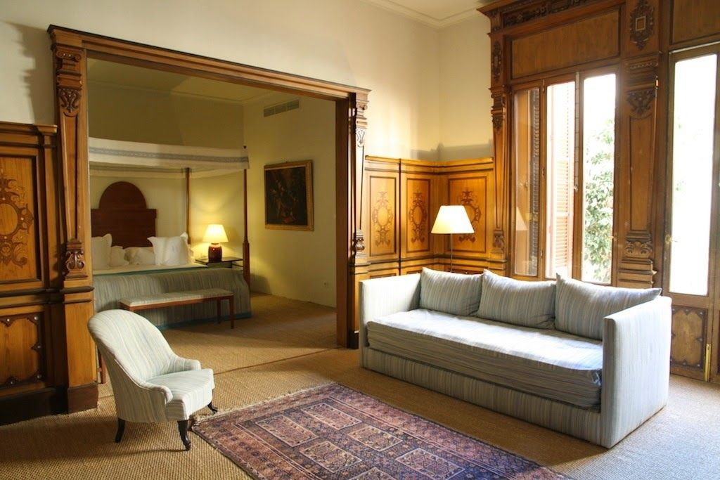 Treat yourself to the suite at Boutique Hotel Can Cera