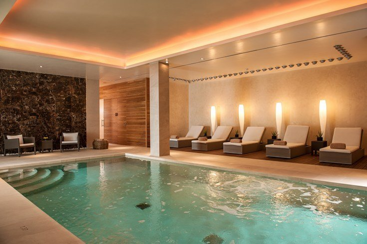 Enjoy a Spa Day at Castell Son Claret luxury hotel Majorca
