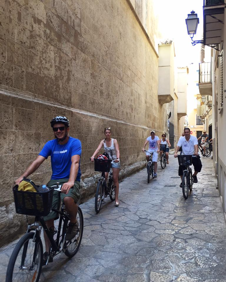 Bike Tours in Palma - Mallorca - Palma on Bike - Majorca