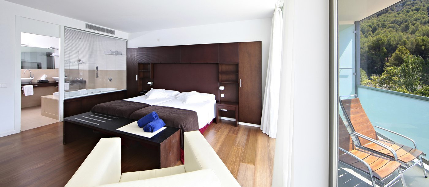 Spacious Junior-Suites - Aimia Hotel - Soller
