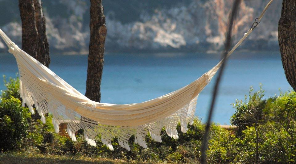 Has this hammock got your name on it - Can Simoneta Hotel