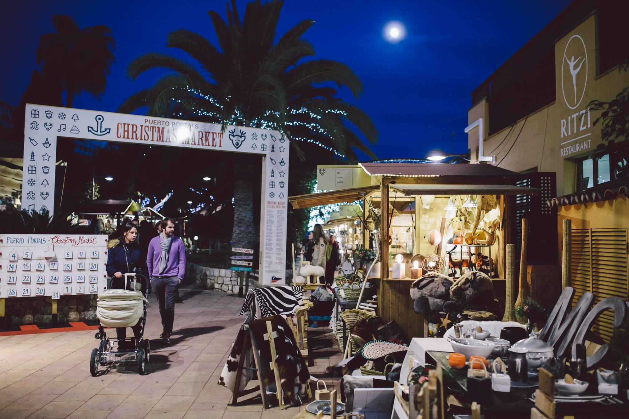 Christmas Markets in Mallorca - Christmas in Palma