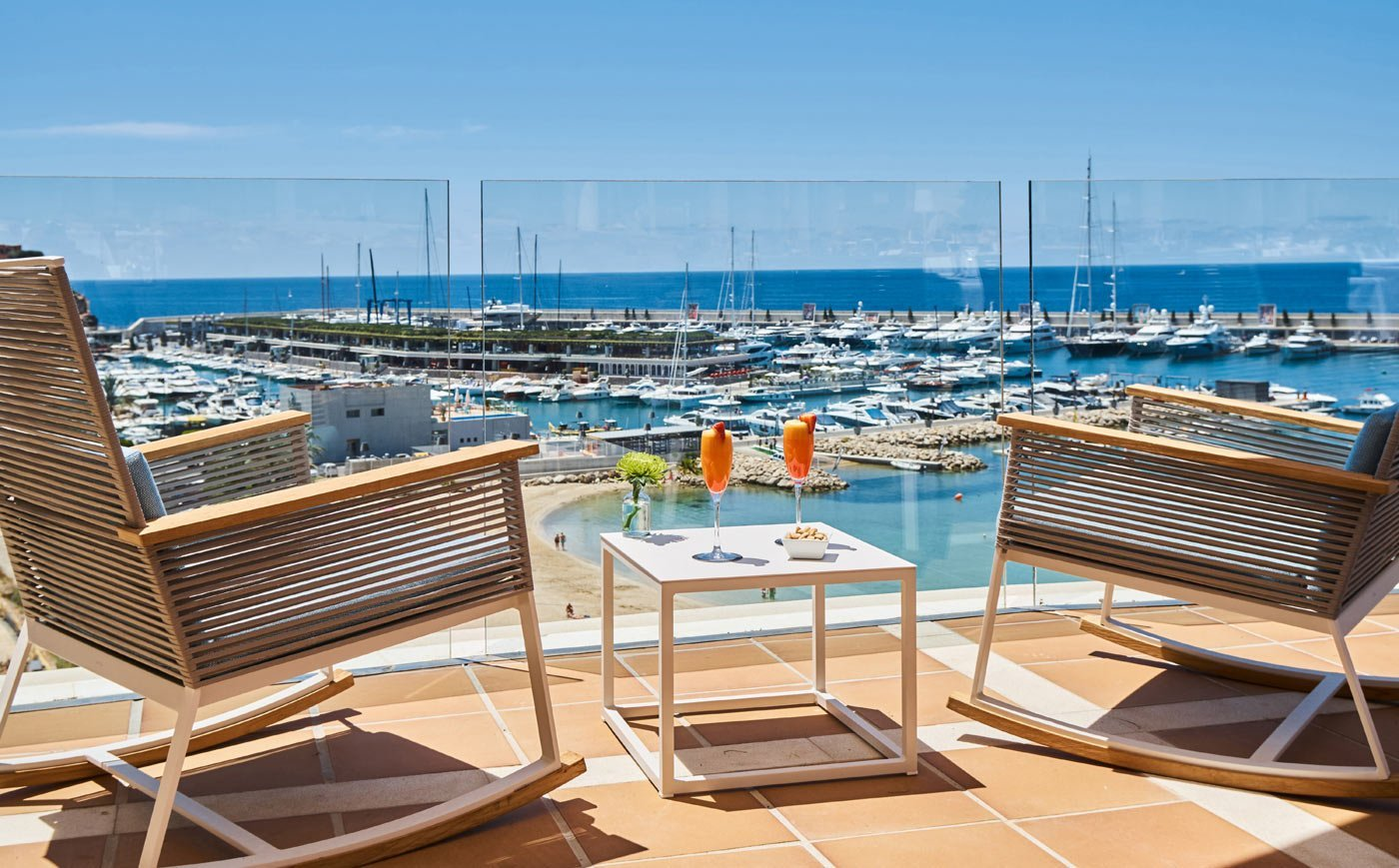 Sip a cocktail at Pure Salt Port Adriano - Luxury Hotel - MallorcanTonic deals
