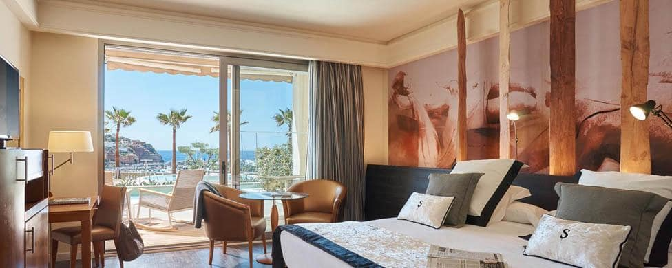 Spacious bedrooms at Pure Salt Port Adriano - Mallorca - Majorca