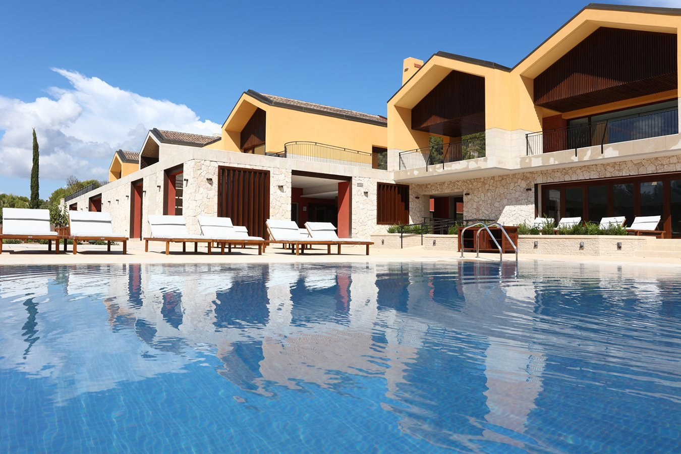 The Pool - Cap Vermell Country Club - North East of Mallorca
