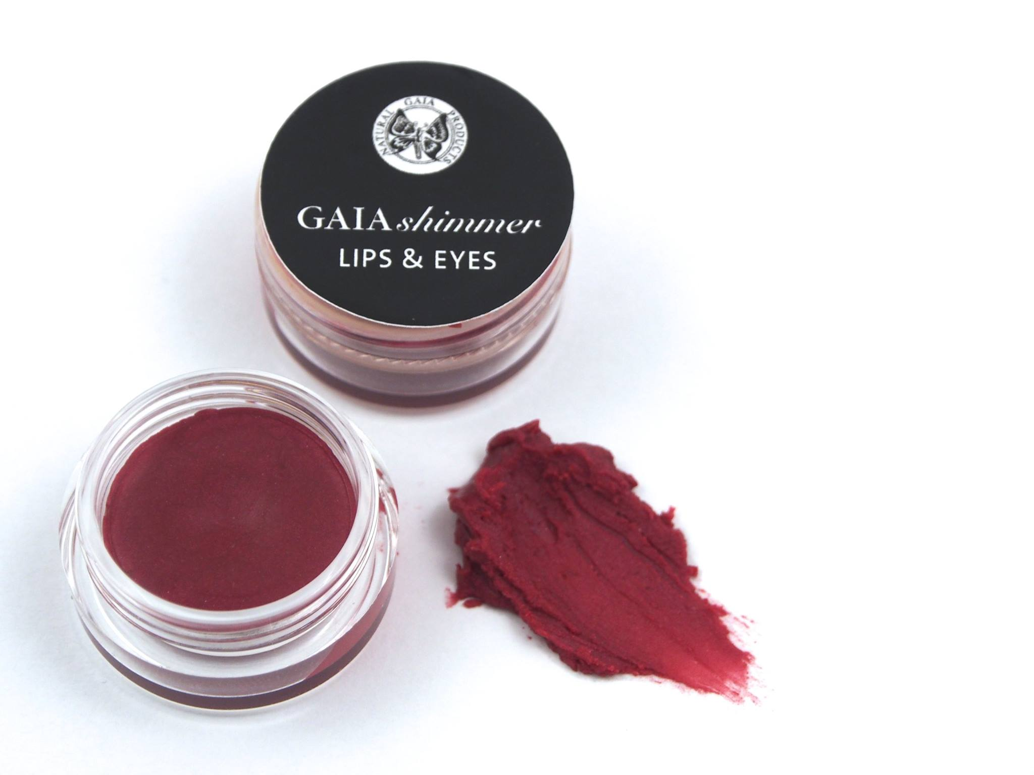Gaia Natural Products - Shimmer Lips and Eyes