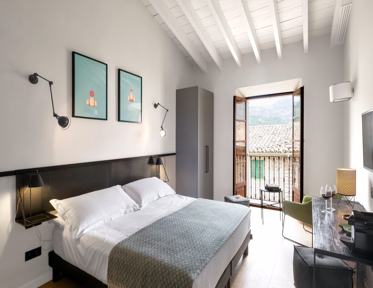 1902 TownHouse - Luxury Hotels - Mallorca - Bedrooms