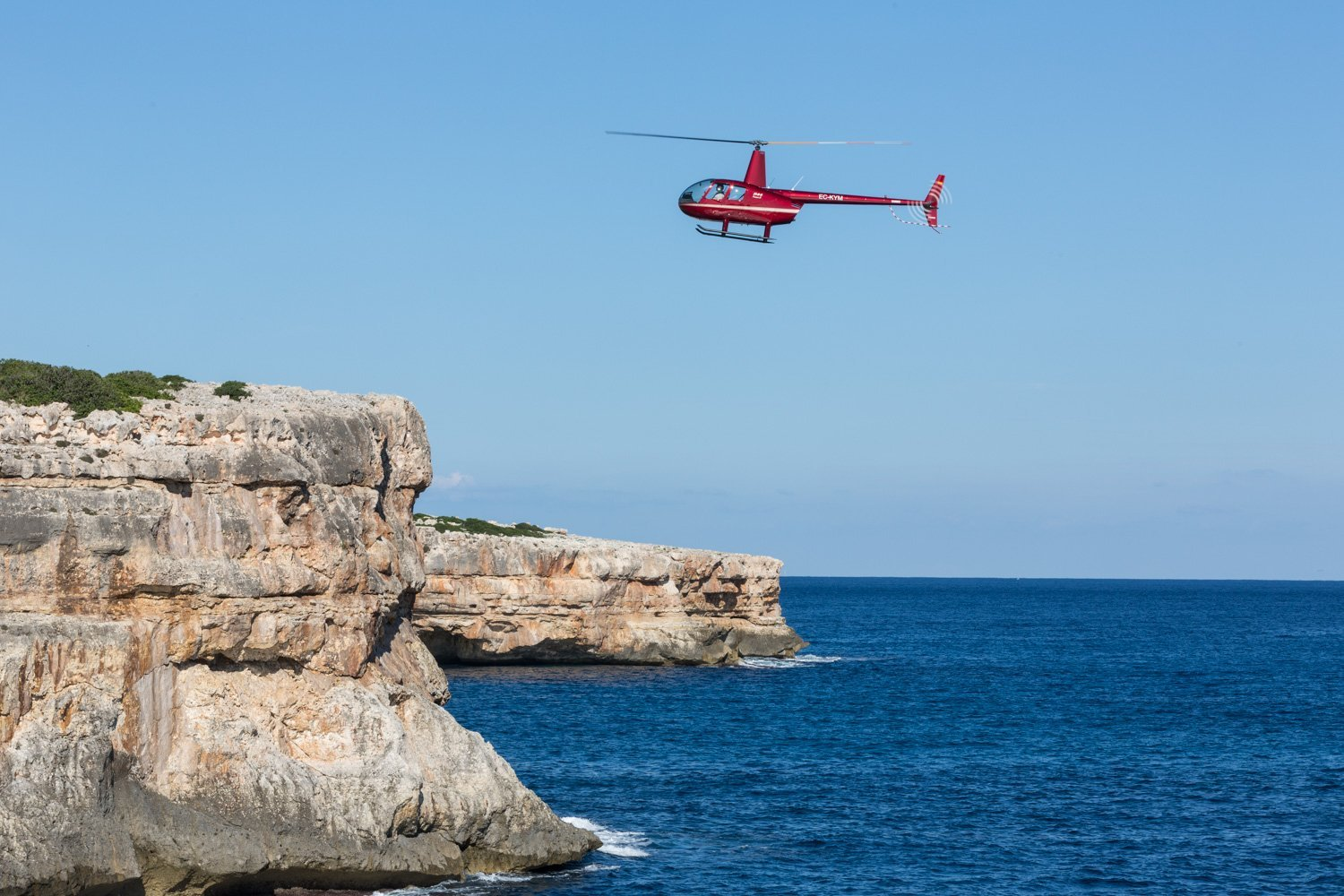 Balearic Helicopters - Helicopters Mallorca - Sight Seeing Helicopters Mallorca