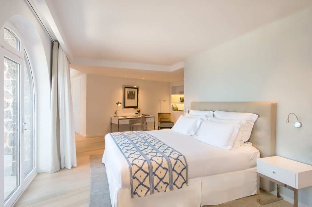 Enjoy the sumptuous bedrooms at Jumeirah Port Soller - Luxury Hotels