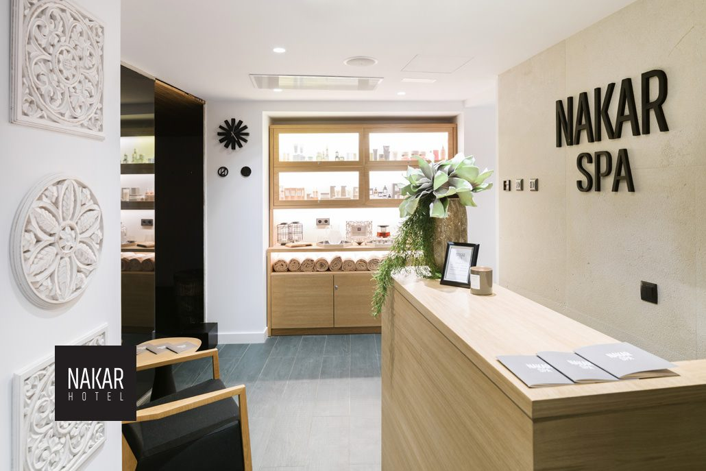 The place to relax Nakar Hotel Spa - Palma - Mallorca