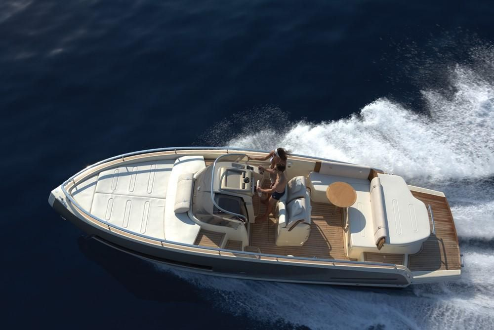 Hire the hotels own speed boat for the day Boutique Hotel Sant Jaume