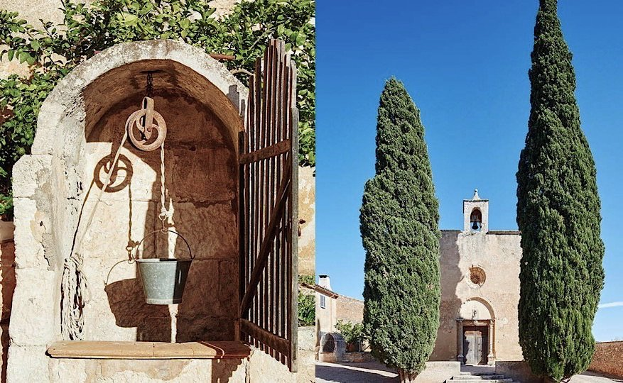 Aubocassa Estate Church - Manacor Mallorca