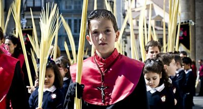 Take to the streets at Easter in Mallorca