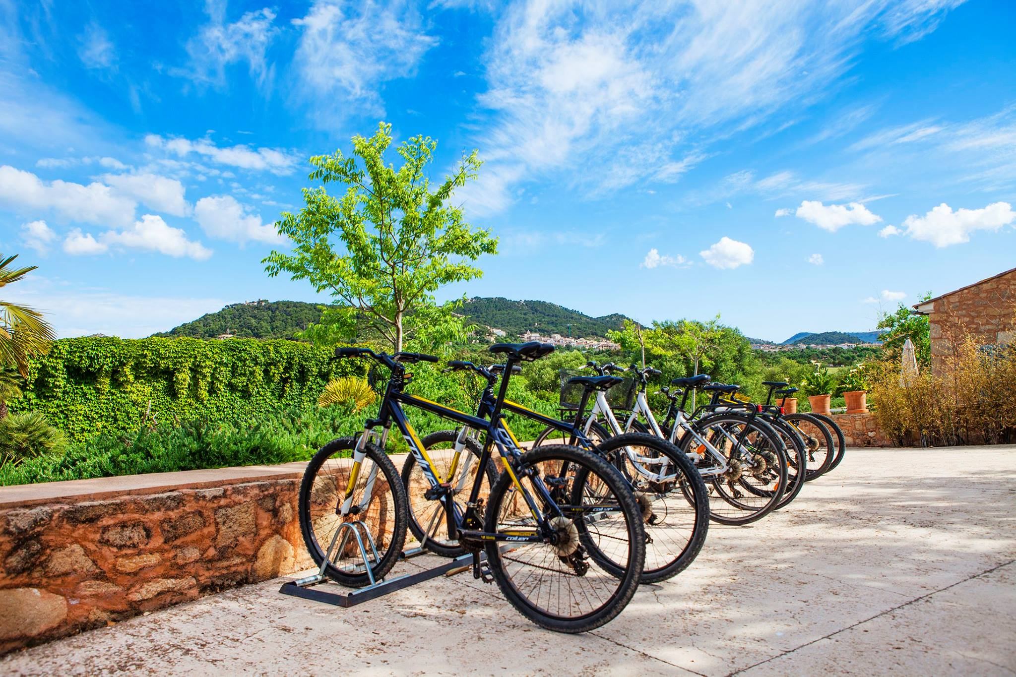Get on your bike at Predi Son Jaumell - Mallorca