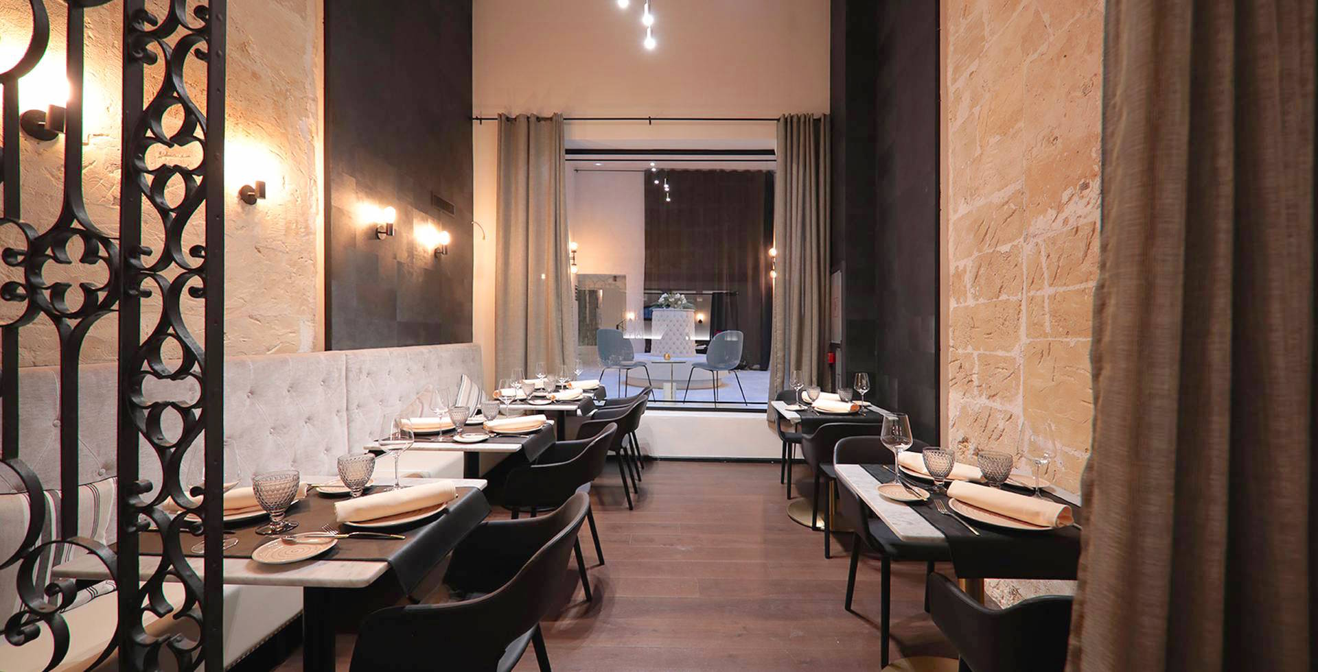 Summum Prime Boutique Hotel - Palma - Dining at Equus