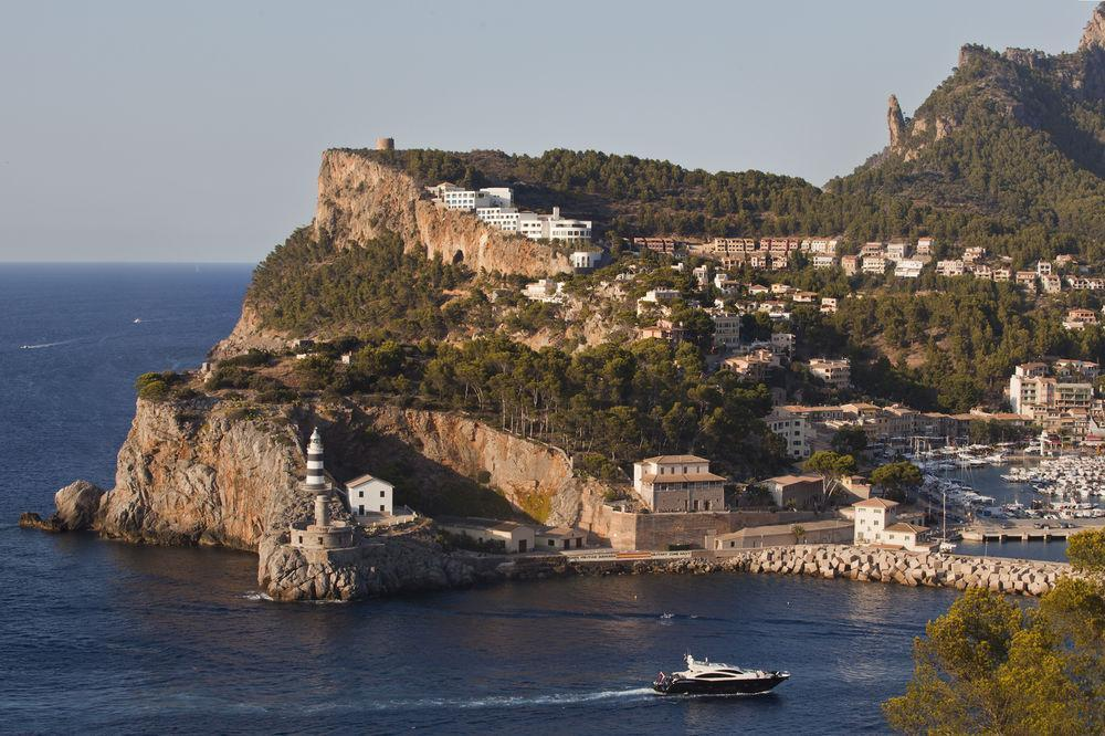 Jumeirah Hotel Port Soller - Hill top Location - Majorca Hotel Offers