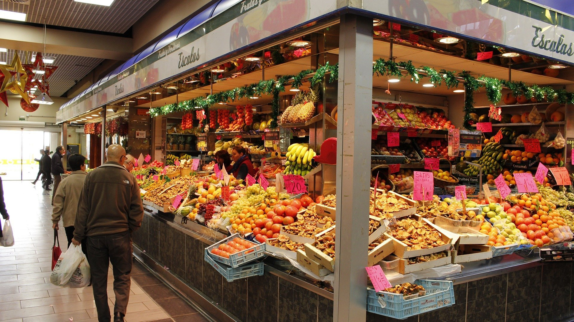 Walking Tours - Mercat Olivar