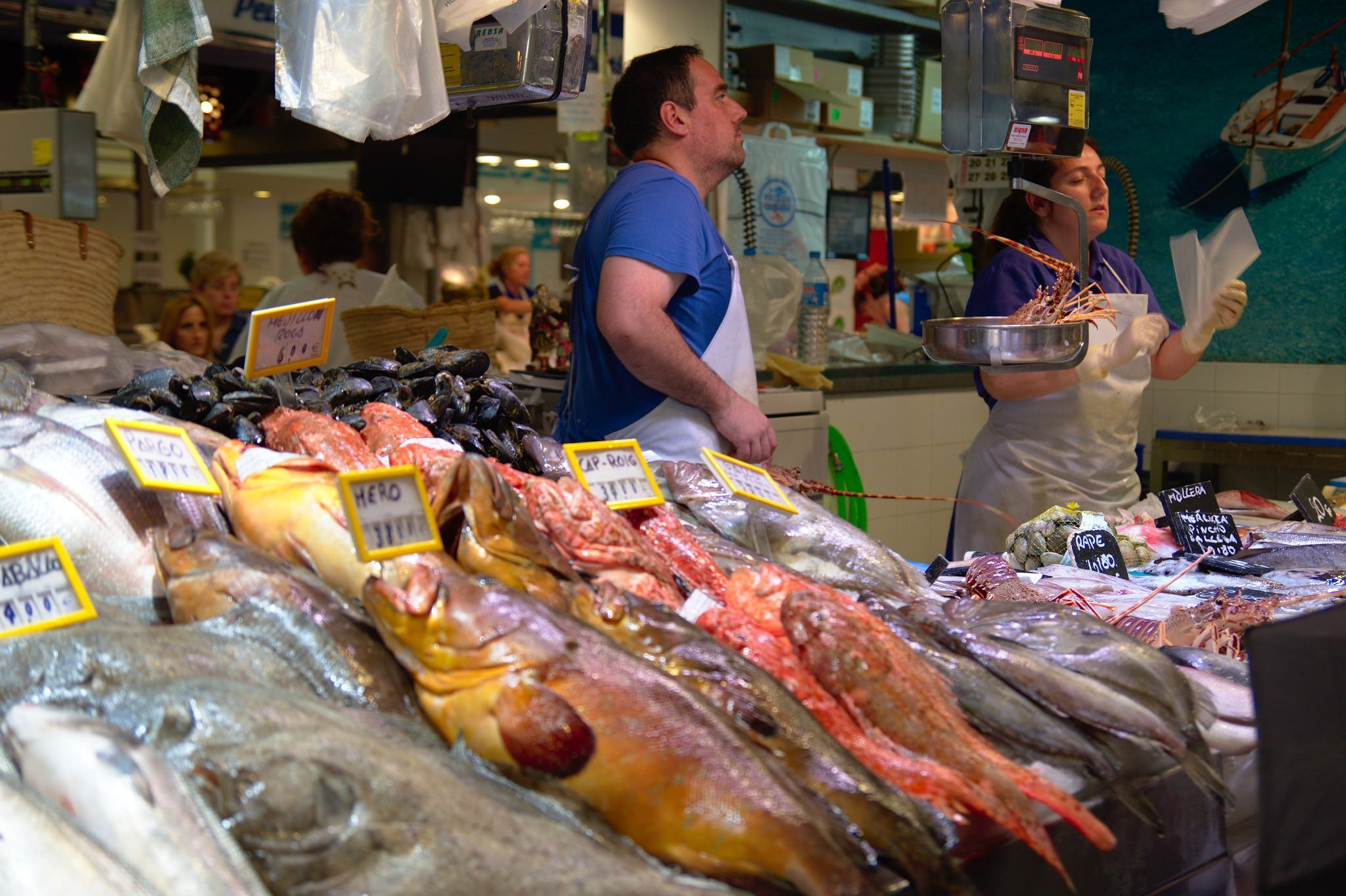 Mercat Olivar - Walking Tours Palma