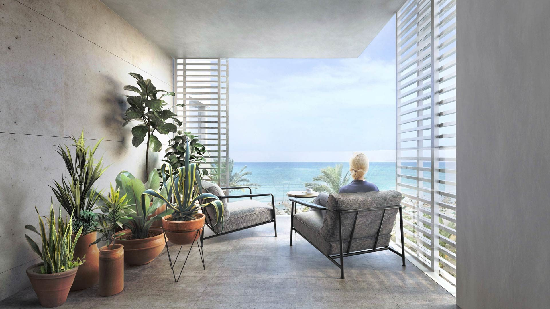 Pure Salt Residences - Views