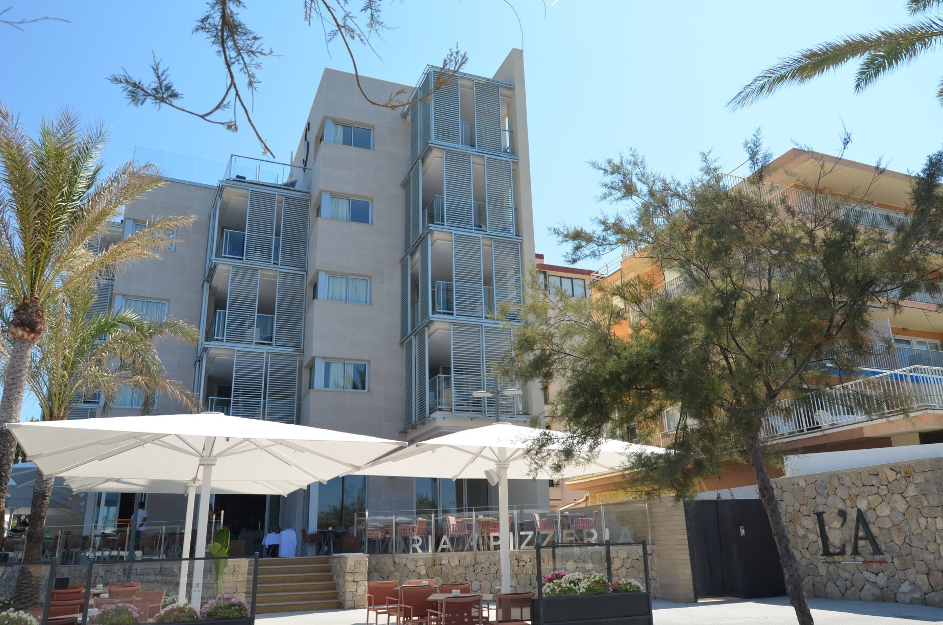 Pure Salt Residences - Outside View - 10% OFF All Rates - PSTONIC