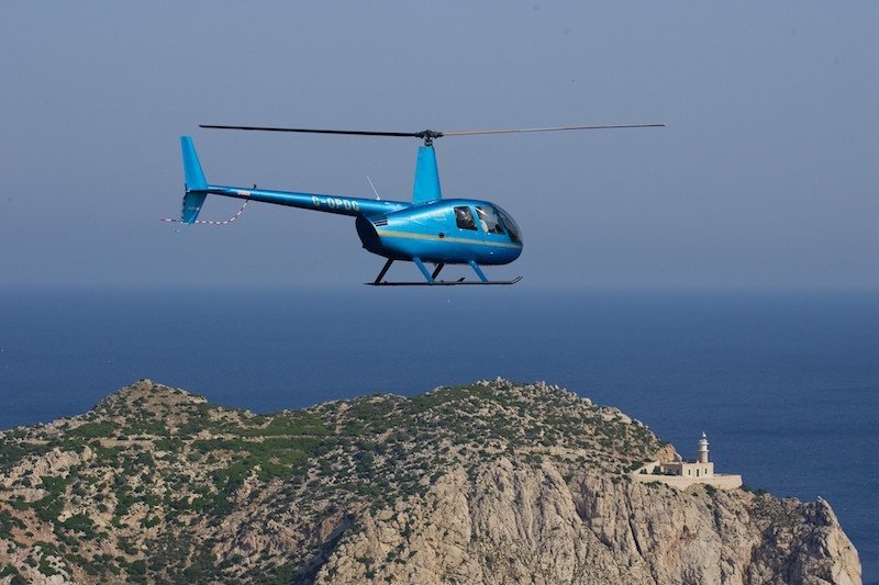 Aviation Centre Helicopter Pleasure Flights Mallorca