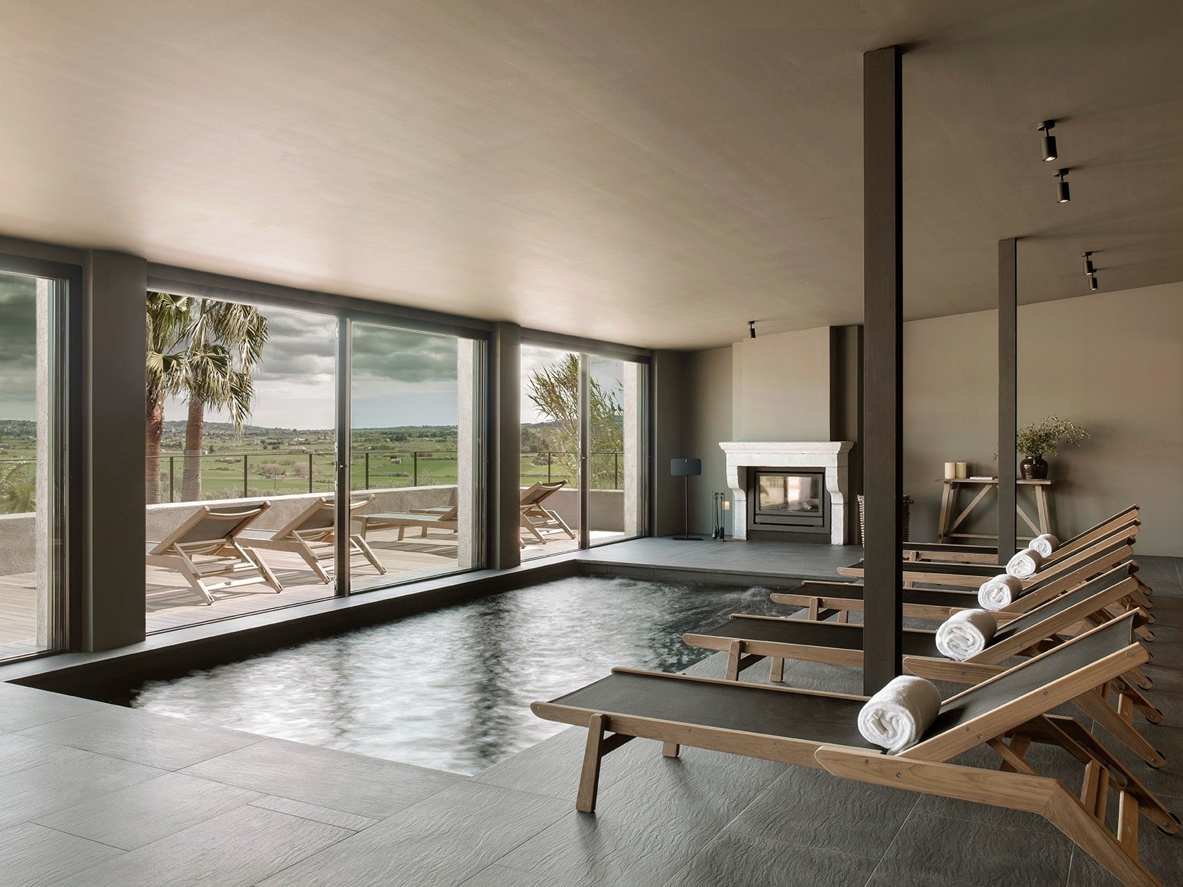The Wellness Spa at Finca Serena Mallorca