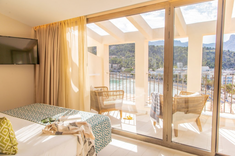 Superior Room with fron terrace - ONA Soller Bay