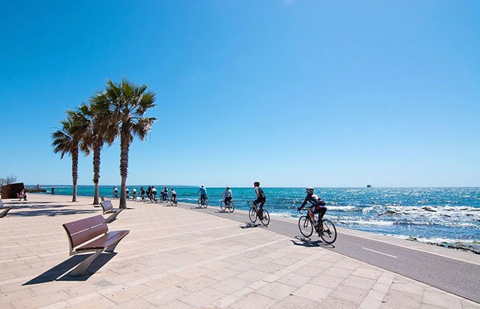Portixol Harbour - Bay of Palma - Perfect to cycle around