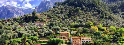 Walking in the Sóller Valley