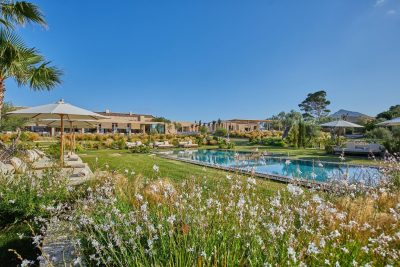 5 Luxury Countryside Hotels in Mallorca with great food.